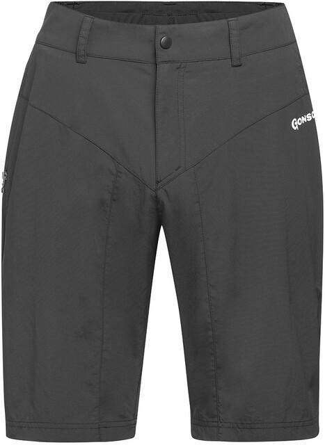 Herren Gonso Shorts Civito Bike Black thdQsrC